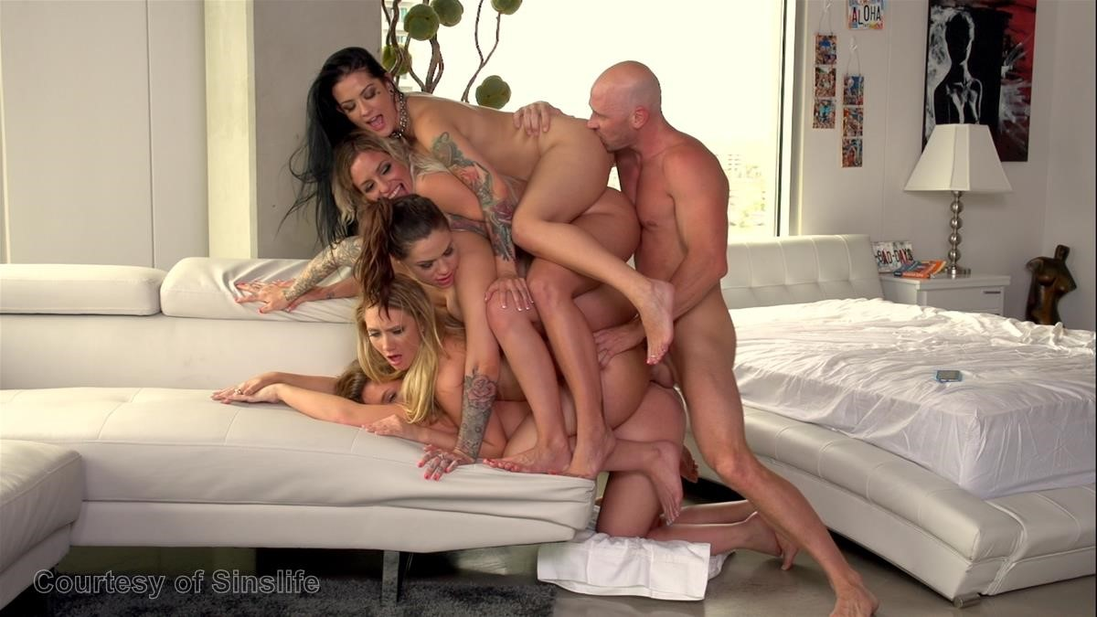 Sinslife, Johnny, Kissa Sins, August Ames, Karmen Karma, Keisha Grey, Katrina Jade, AJ Applegate, Maddy O'Reilly, All Sex, Orgy, Star showcase, Threesomes, Real Sex Life