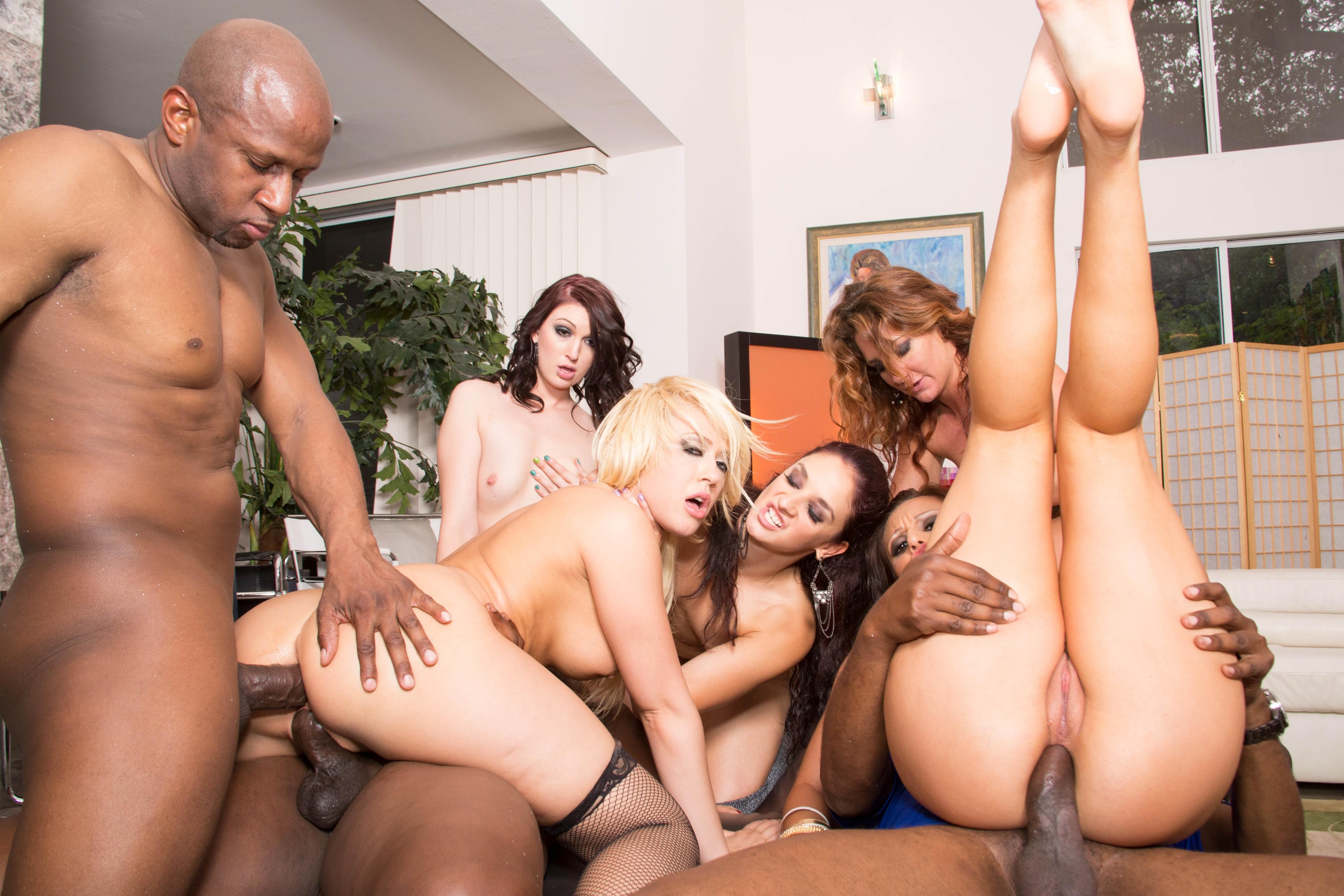 порно вечеринки как проводятся