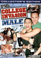 College Invasion Male Vol. 1 Porn Video