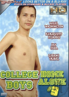 College Boys Home Alone #3 Porn Movie