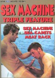 Sex Machine Triple Feature Porn Video