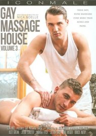 Gay Massage House Volume 3 Porn Video