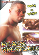 Black Wrestling #8 Porn Movie