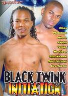 Black Twink Initiation Porn Movie