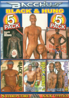 Black & Hung 5-Pack Porn Movie
