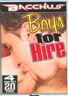 Boys For Hire 4-Pack Porn Movie