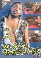 Black Wrestling #7 Porn Movie