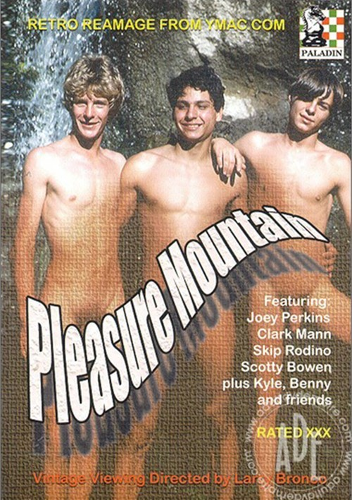 Pleasure Mountain Cover Front