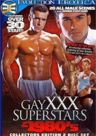 Gay XXX Superstars Of The 1980s Porn Movie