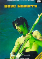 Dave Navarro: Instructional DVD For Guitar Porn Movie