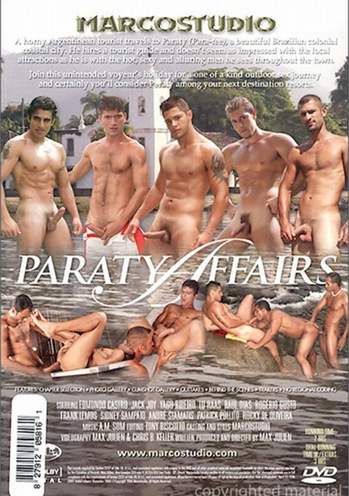 Paraty Affairs Cena 3 Cover 2