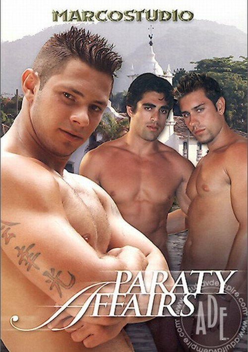 Paraty Affairs Cena 3 Cover 1