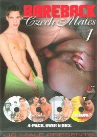 Bareback Czech Mates 1: 4-Pack Porn Movie