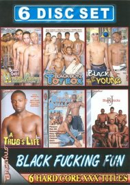 Black Fucking Fun (6-Pack) Porn Movie