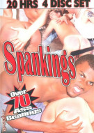 Spankings 4-Disc Set Porn Movie