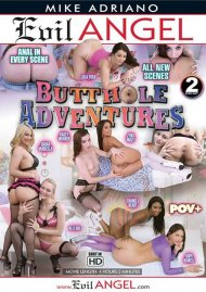 Butthole Adventures Porn Movie