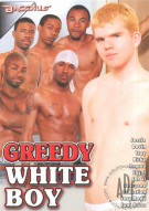 Greedy White Boy Porn Movie