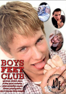 Boys Feet Club Porn Movie