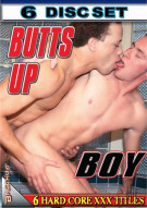 Butts Up Boy 6-Pack Porn Movie