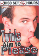 Twinks Aim To Please 5-Disc Set Porn Movie