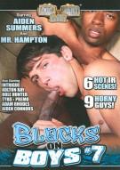 Blacks On Boys #7 Porn Movie