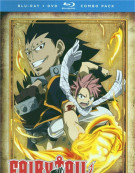 Fairy Tail: Part Two (Blu-ray + DVD Combo) Blu-ray