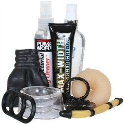 Pump Worx Accessory Kit Sex Toy
