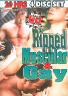 Ripped Muscular & Gay 4-Disc Set Porn Movie