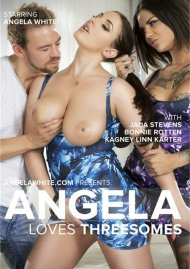 Angela Loves Threesomes Porn Movie