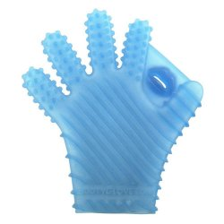 Booty Glove - Sky Blue Sex Toy