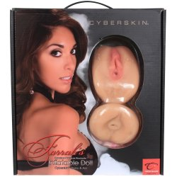 Farrah Abraham Inflatable Doll with CyberSkin Pussy & Ass Sex Toy