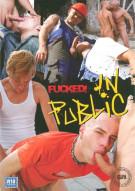 Fucked! In Public Porn Movie