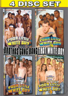 Brothas Gang Bang That White Boy 4-Pack Porn Movie