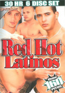 Red Hot Latinos 6-Disc Set Porn Movie