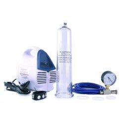 Dr. Joel Kaplan Megavac Electric Penis Pump - Medium Sex Toy