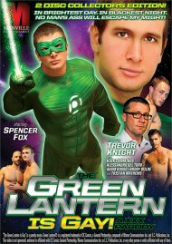 Green Lantern Is Gay!, The: A XXX Parody Porn Movie