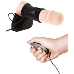 Fetish Fantasy Shock Therapy Cock Sock  Sex Toy
