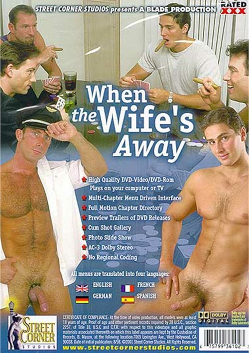 When the Wifes Away Cena 4 Cover 2