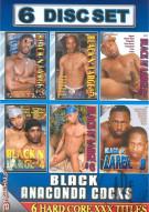 Black Anaconda Cocks Porn Movie