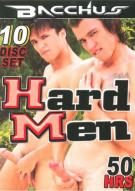 Hard Men 10-Disc Set Porn Movie