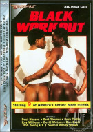 Black Workout Porn Video