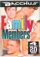 Family Members 4-Pack Porn Movie