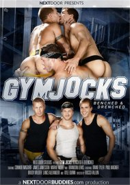 Gym Jocks: Benched & Drenched Porn Movie