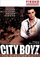City Boyz: The Directors Cut Porn Movie