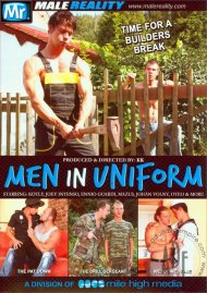 Men In Uniform Porn Movie