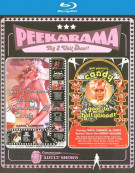 Peekarama: Erotic Adventures of Candy / Candy Goes To Hollywood Blu-ray