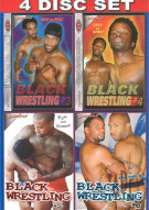 Black Wrestling #3 4 Pack Porn Movie