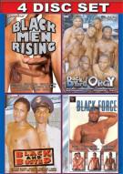 Deep In A Black Mans Ass 4-Pack Porn Movie