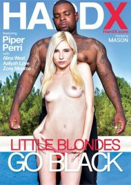 Little Blondes Go Black Porn Movie