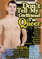 Dont Tell My Girlfriend Im Queer Porn Video